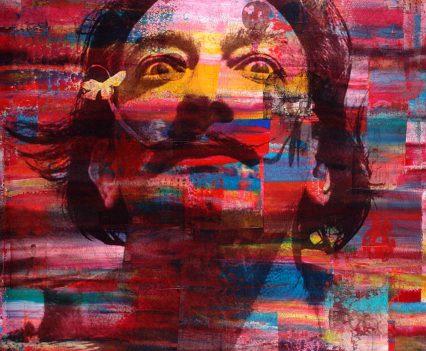 DALI'S DREAMS 2012, acrylic on canvas, original media 150 x 200 cm.