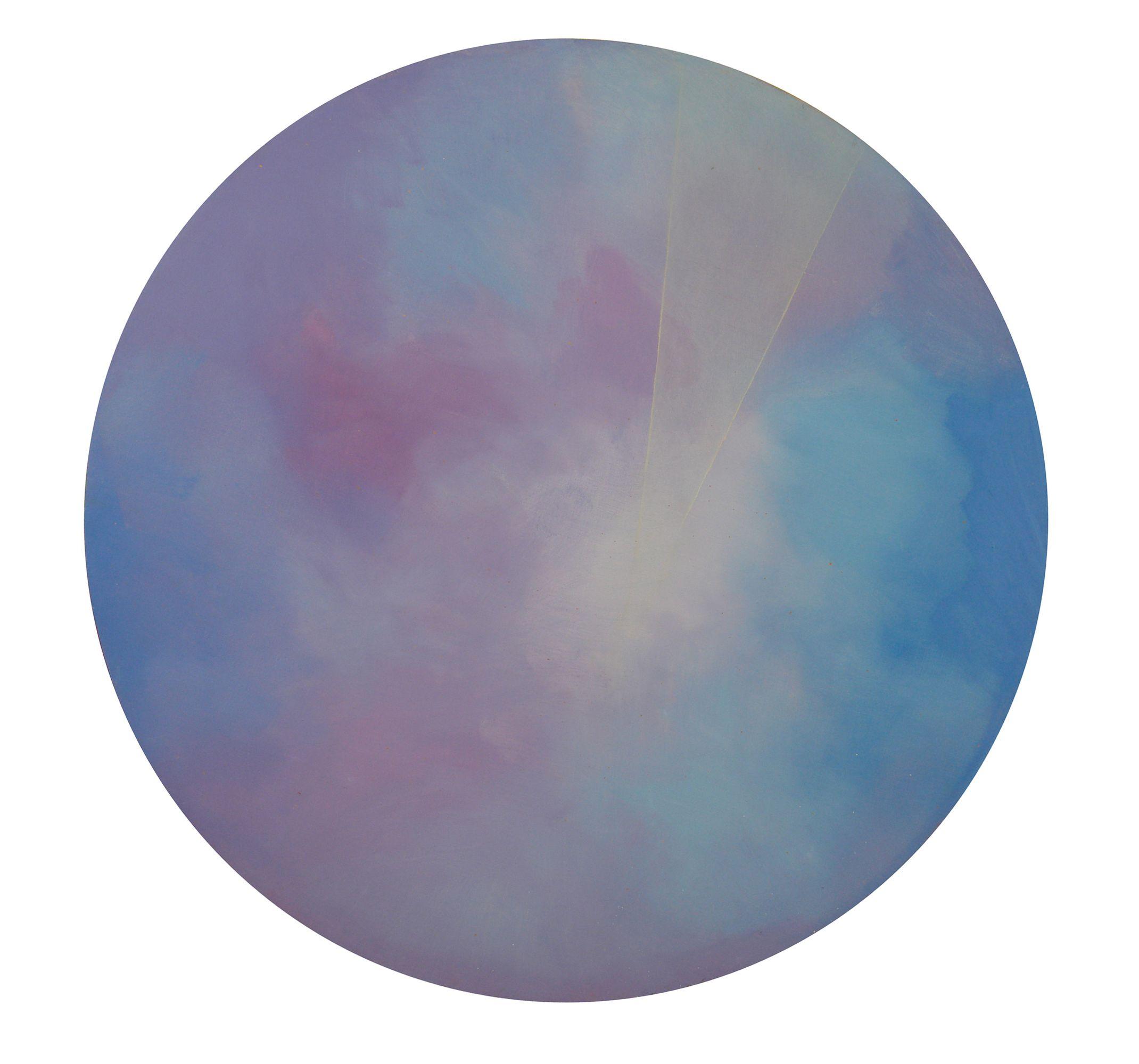 THE MYSTERY OF THE ORIGIN OF LIGHT, 2012, oil on canvas, original media, 110cm.