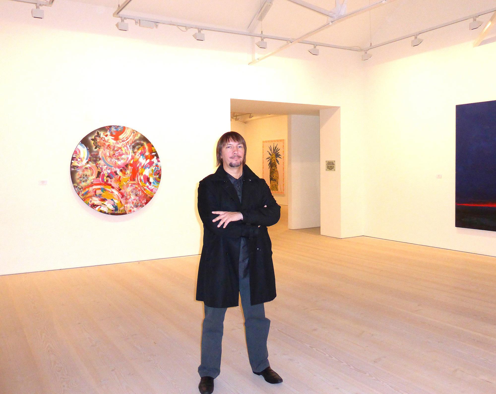 Saatchi Gallery. London