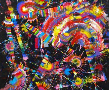 2020, acrylic on canvas, 120 х 110 cm